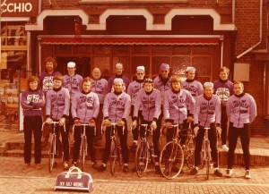 Groepsfoto Salt-Boemel 1980.