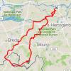 Toertocht Brabant 27 mei (en een beetje België)